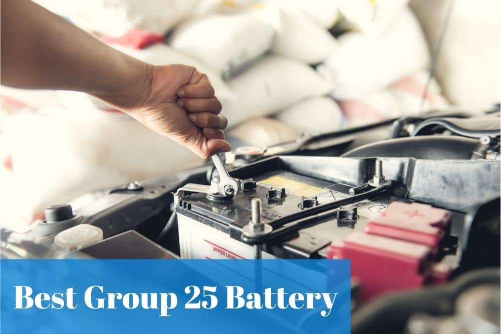 Reading in-depth information to pick the right group 25 battery for your vehicle