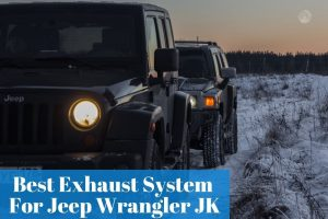 Improving my Wrangler JK quality by having a good exhaust system