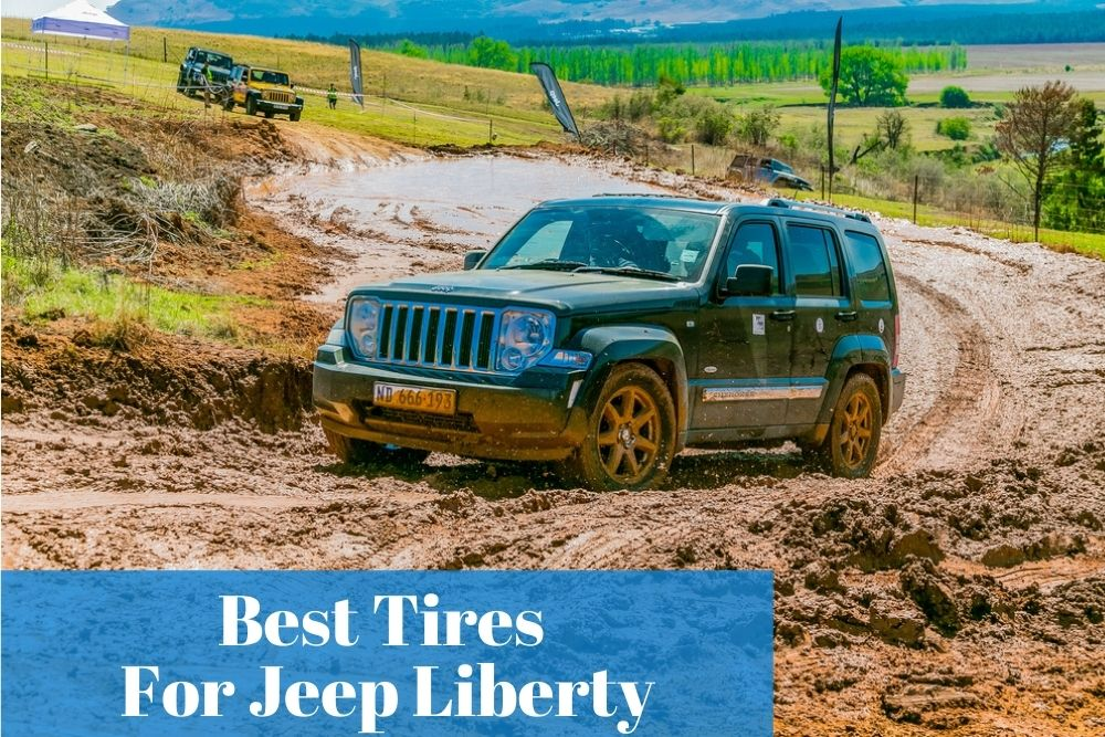 Buying new tires for your Jeep Liberty based on the advice experts are giving