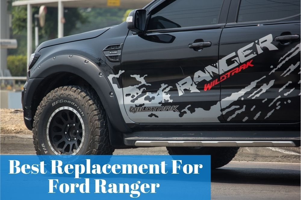Replacing with reliable Ford Ranger shock absorbers