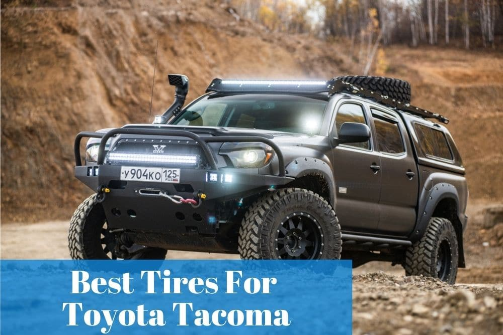 Finding Tacoma tires for your needs