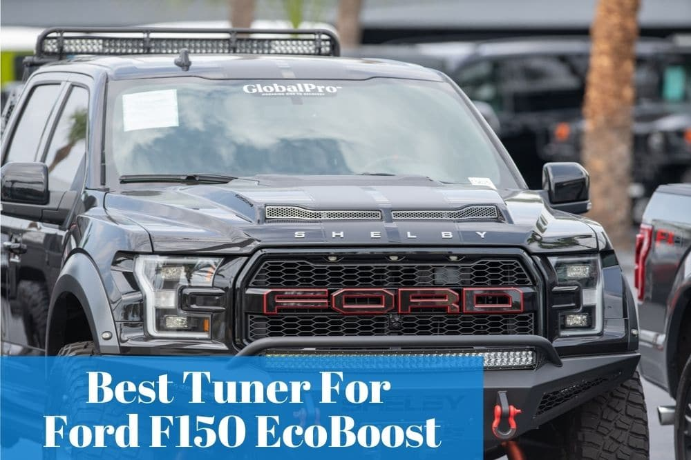 Installing a reliable 3.5 EcoBoost tuner to improve your driving