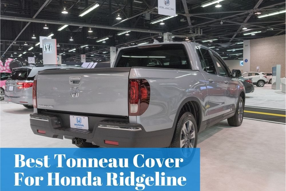 Your Honda Ridgeline is looking good with a bed cover that is most purchased online