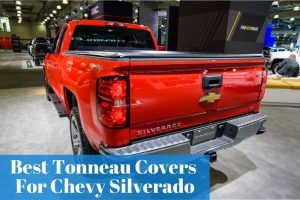 Having a good and stylish bed cover can make your Chevy Silverado look attractive