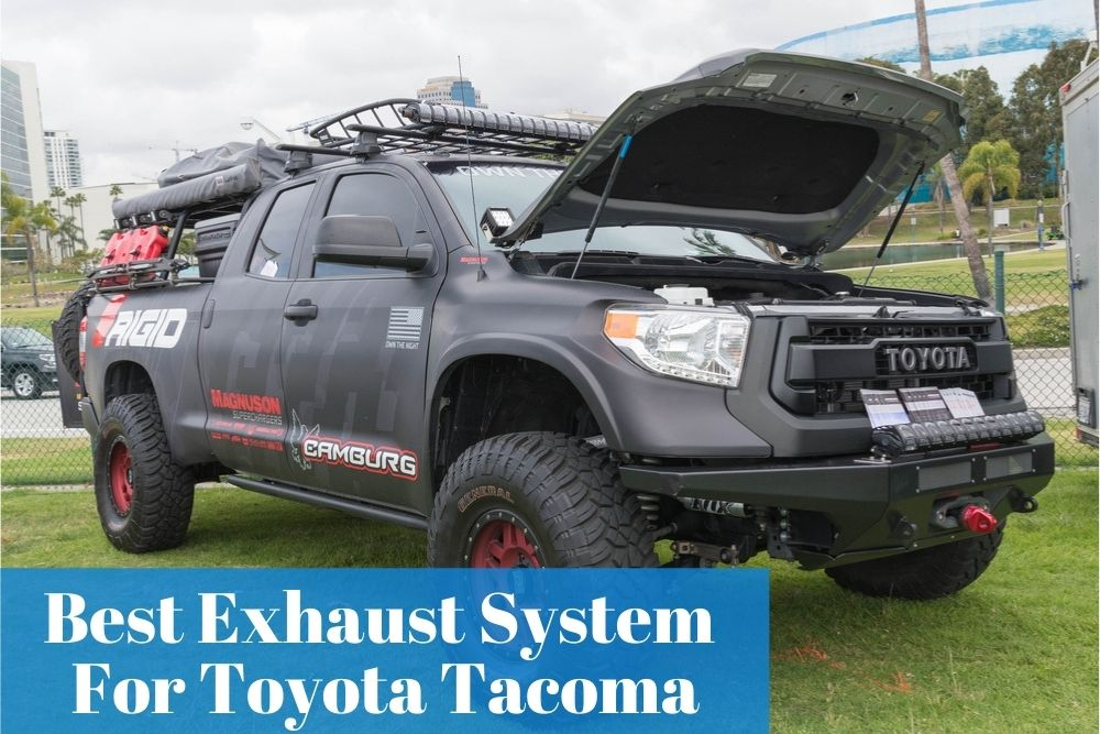Having one of the trusted Toyota Tacoma exhaust can take your vehicle's driving to the next level