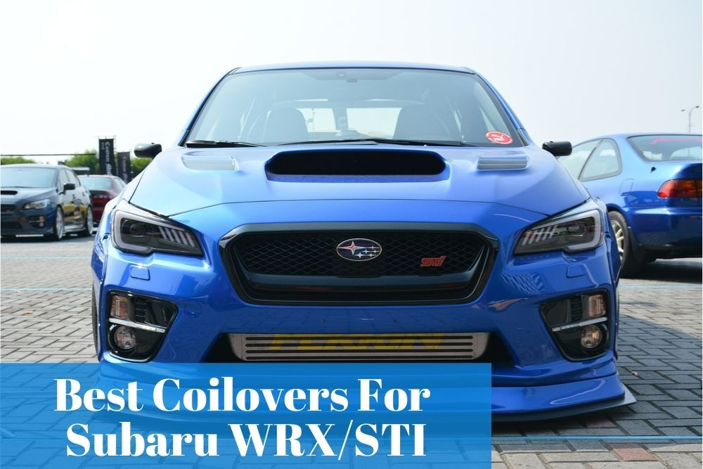 Setting up good coilovers to perform your Subaru WRX better