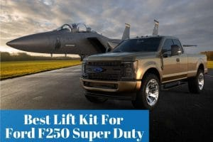 Comparing each leveling kit product for your Ford f-250