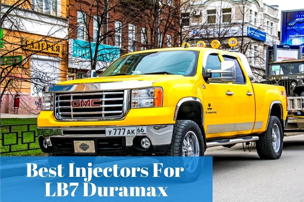 What are the reliable injectors for LB7