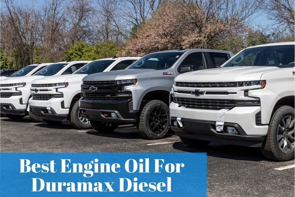 Who makes the most popular motor oil for a Duramax diesel engine