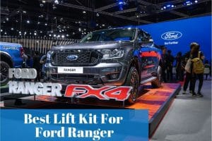 Improving my Ford Ranger's suspension using the good quality and trusted brand of leveling kit