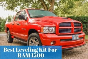 What type of leveling kit is reliable for your RAM 1500