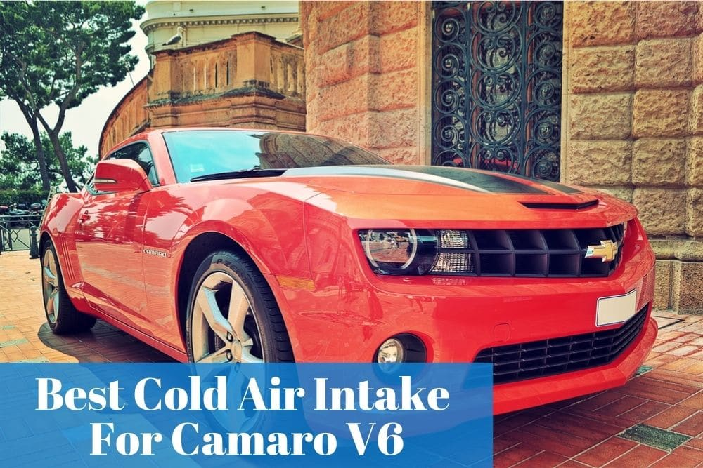 Finding the most popular intake for your Camaro V6
