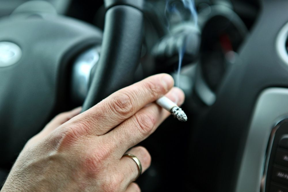 How difficult is it to eliminate smoke odor in your vehicle