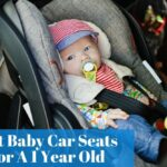 Choosing the right carseat for your one-year-old baby