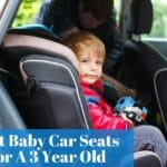 Learning what types of baby carseat can be good for my three-year-old