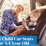 What kind of carseat can be suggested for your four-year-old toddler