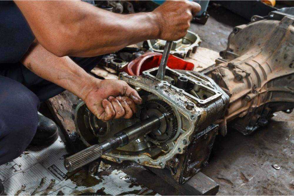 Repairing your faulty transmission