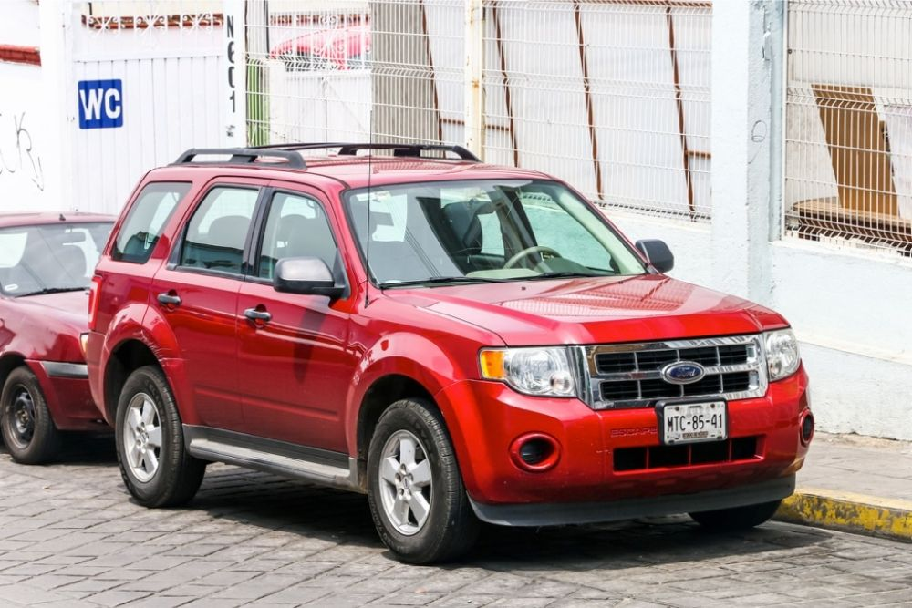 To know which Ford Escape to not drive