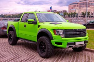 How many gallons in a ford f150 gas tank