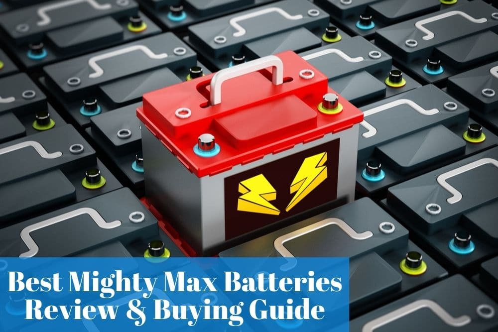 Finding the right type of Mighty Max battery for your needs