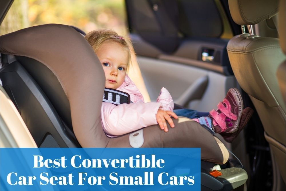 What are the most popular and used compact baby car seats for a smaller vehicle?