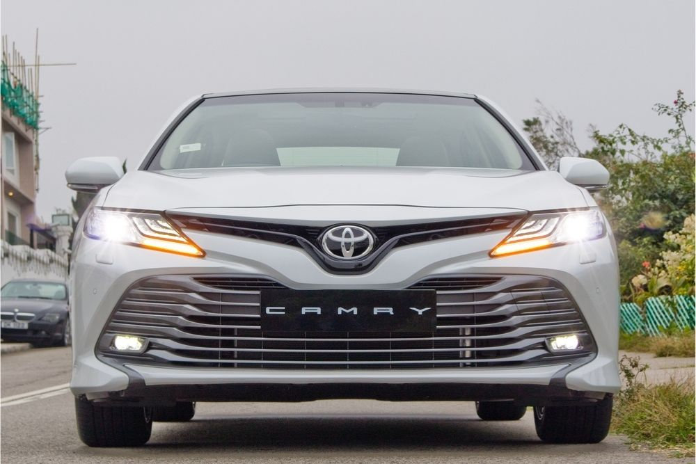 Does Toyota Camry 2.5 Liter have any engine issues? If so, what are they