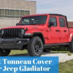 Getting the most suitable tonneau cover for your Jeep Gladiator
