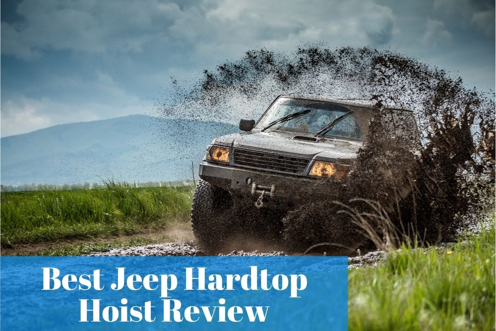 Get the most popular and used hardtop removal systems for your Jeep