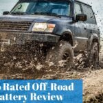 Which are the most popular and long-lasting off-road batteries for your truck? Read my buying guide