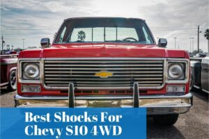 Finding out who makes the most popular aftermarket shocks for Chevy S10