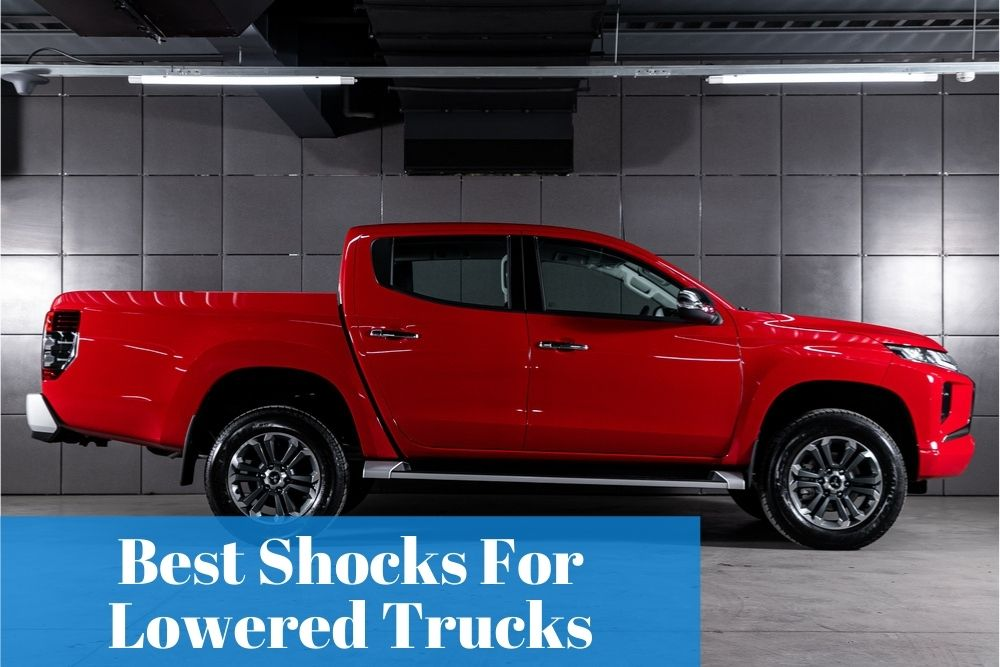 Should I need special replacement shocks for my lowered truck?