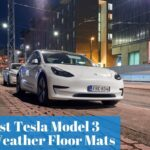 Learn who makes the most popular all-weather floor mats for Tesla Model 3 through my buyer's guide